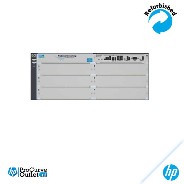 HP ProCurve E5406 zl Switch chassis J8697A