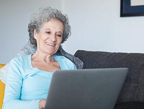 Online contact houden met familie door een optimaal WiFi netwerk