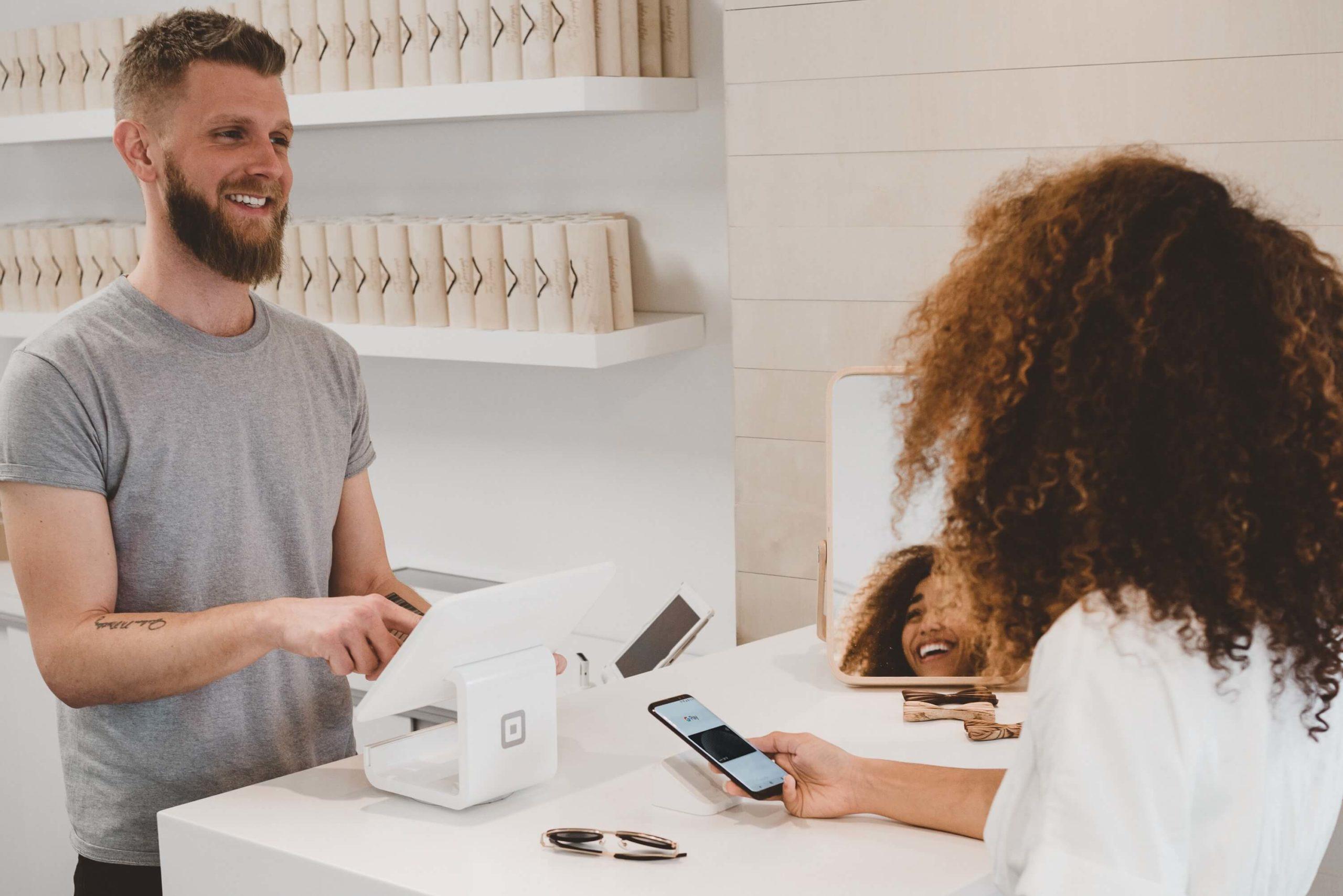 WiFi in de winkel - Draadloos netwerk