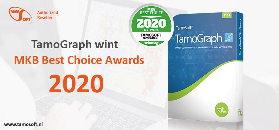 TamoGraph wint WINMAG PRO MKB Best Choice award!