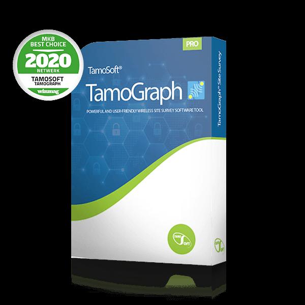 Tamograph Site Survey Pro - WiFi Meting Software