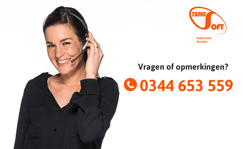 Tamosoft nederland klantenservice