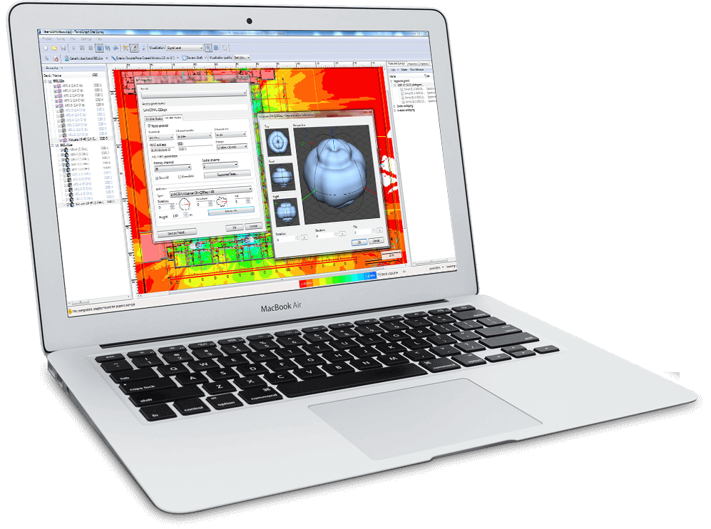 TamoGraph Site Survey | Professional Site Survey Software