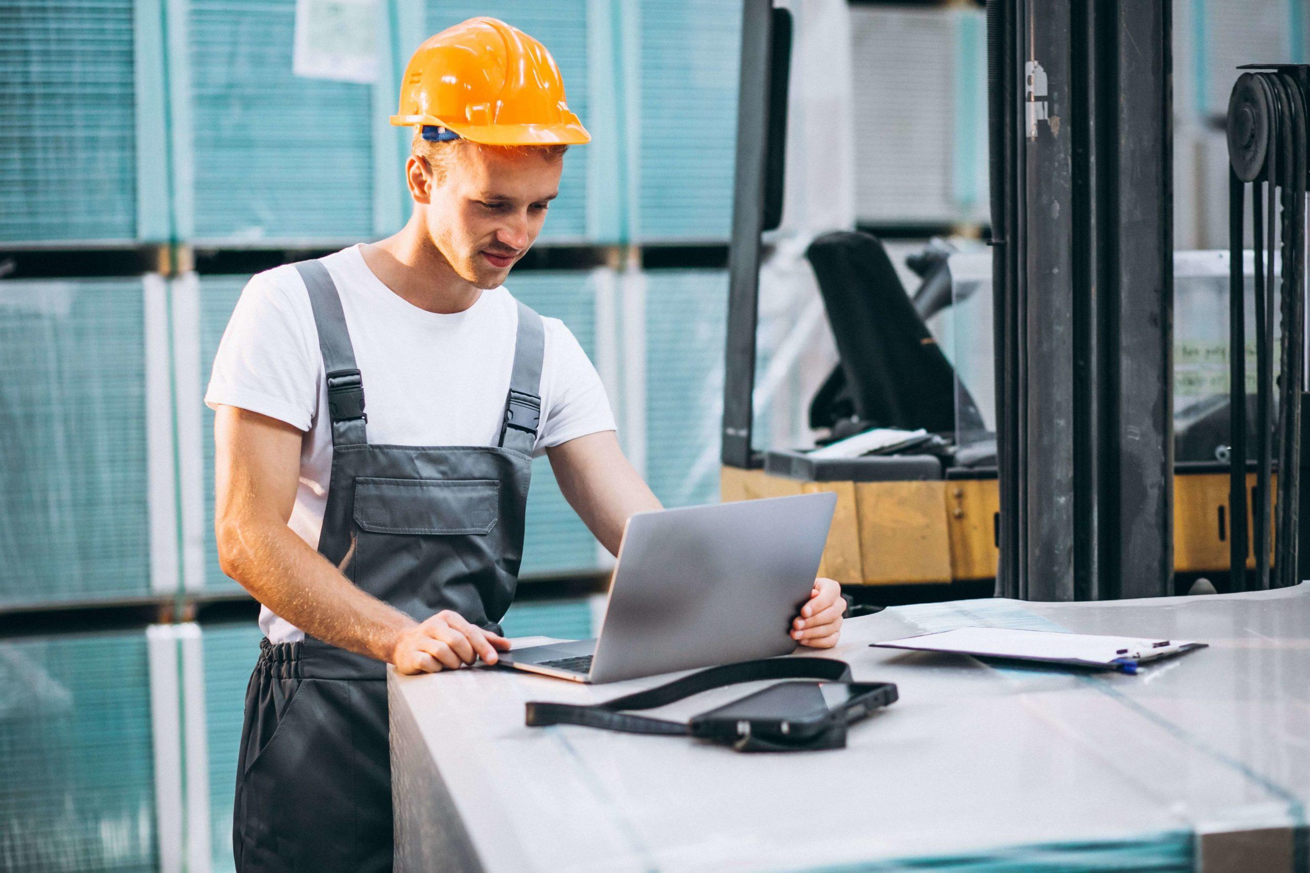 Een betrouwbaar draadloos netwerk is belangrijk voor een warehouse